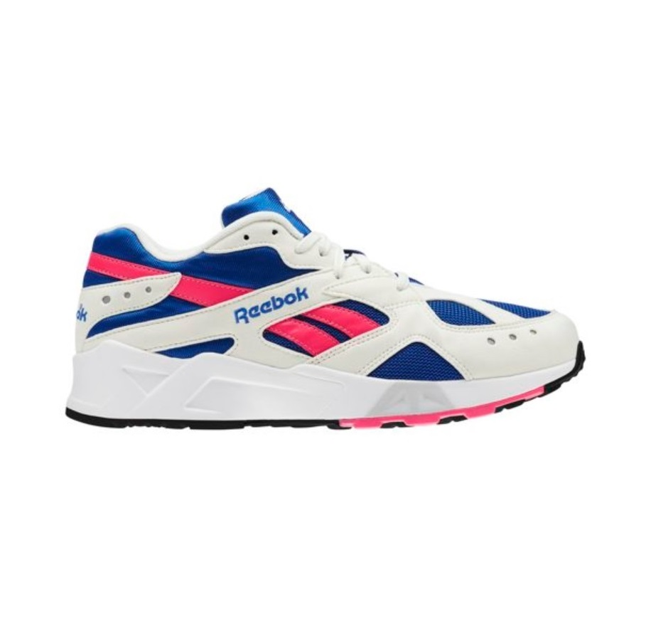 766f7a147b2c67 WANNA ONE – REEBOK CLASSIC  UNISEX – AZTREK OG – WHITE BLUE – 1004 K ...